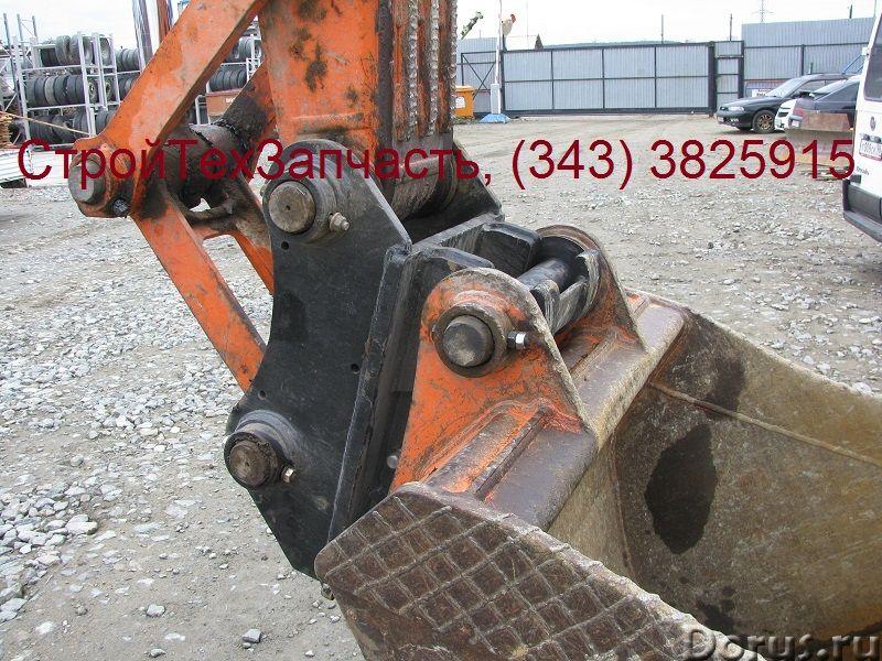Механический быстросъем на экскаватор - Запчасти и аксессуары - Механический быстросъем на любой экс..., фото 7
